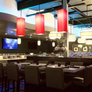 Mizu Sushi Bar & Grill - Tustin