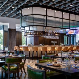 SwitcHouse Restaurant at Marriott CityPlace At Springwoods Village