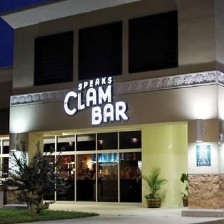 Speaks Clam Bar LWR