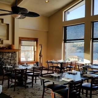The View Restaurant at Dunham's Bay Resort
