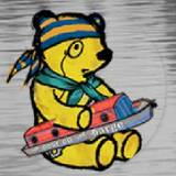 The Bear on the Barge