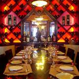 Jeff Ruby's Steakhouse Private Dining