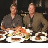 Fred and Steve's Steakhouse Private Dining
