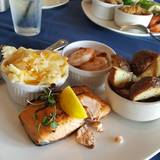 Amberjax Fish Market Grill at Trinity Groves Private Dining