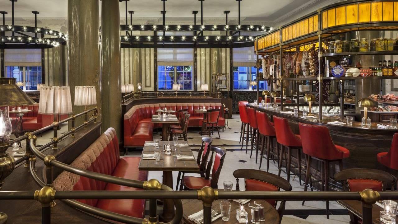 Le Cedre Rouge Paris 16 holborn dining room restaurant - london,   opentable