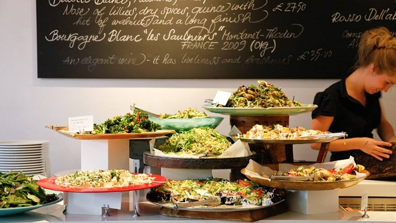 ottolenghi menu spitalfields