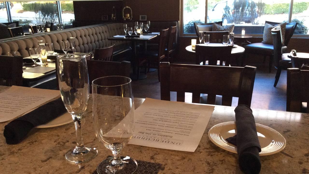 Undercur Restaurant Greensboro