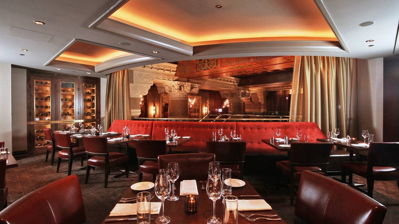 humedad Teórico Variante  Michael Jordan's Steakhouse Restaurant - Chicago, IL | OpenTable