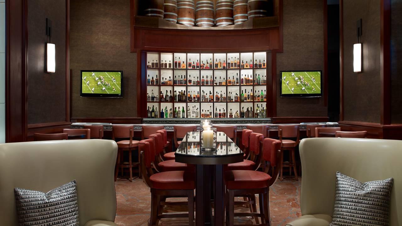 Southern Art And Bourbon Bar Restaurant