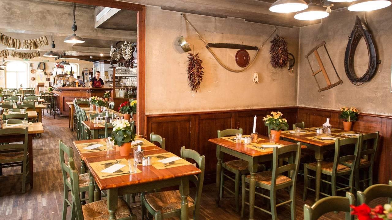 La Vecchia Masseria Restaurant München By Opentable