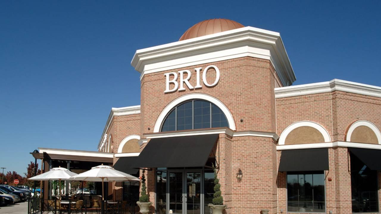 Brio Italian Grille - Marlton - The