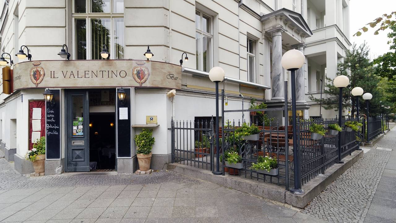 Il Valentino Restaurant - Berlin, BE
