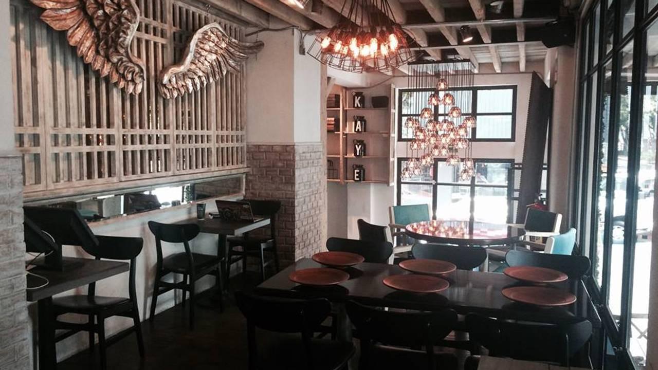 Kaye Restaurant México Cdmx Opentable