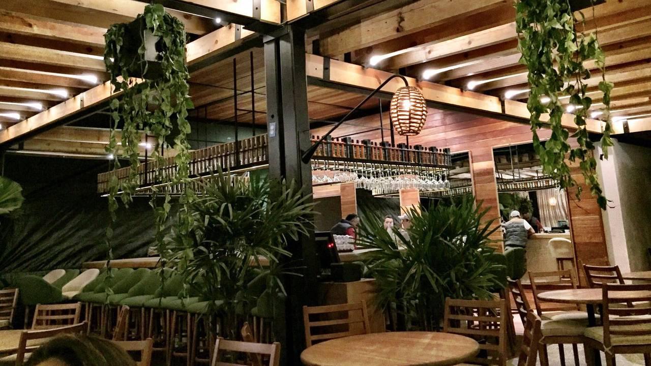 Palmares Azotea Restaurant Mexico Cdmx Opentable