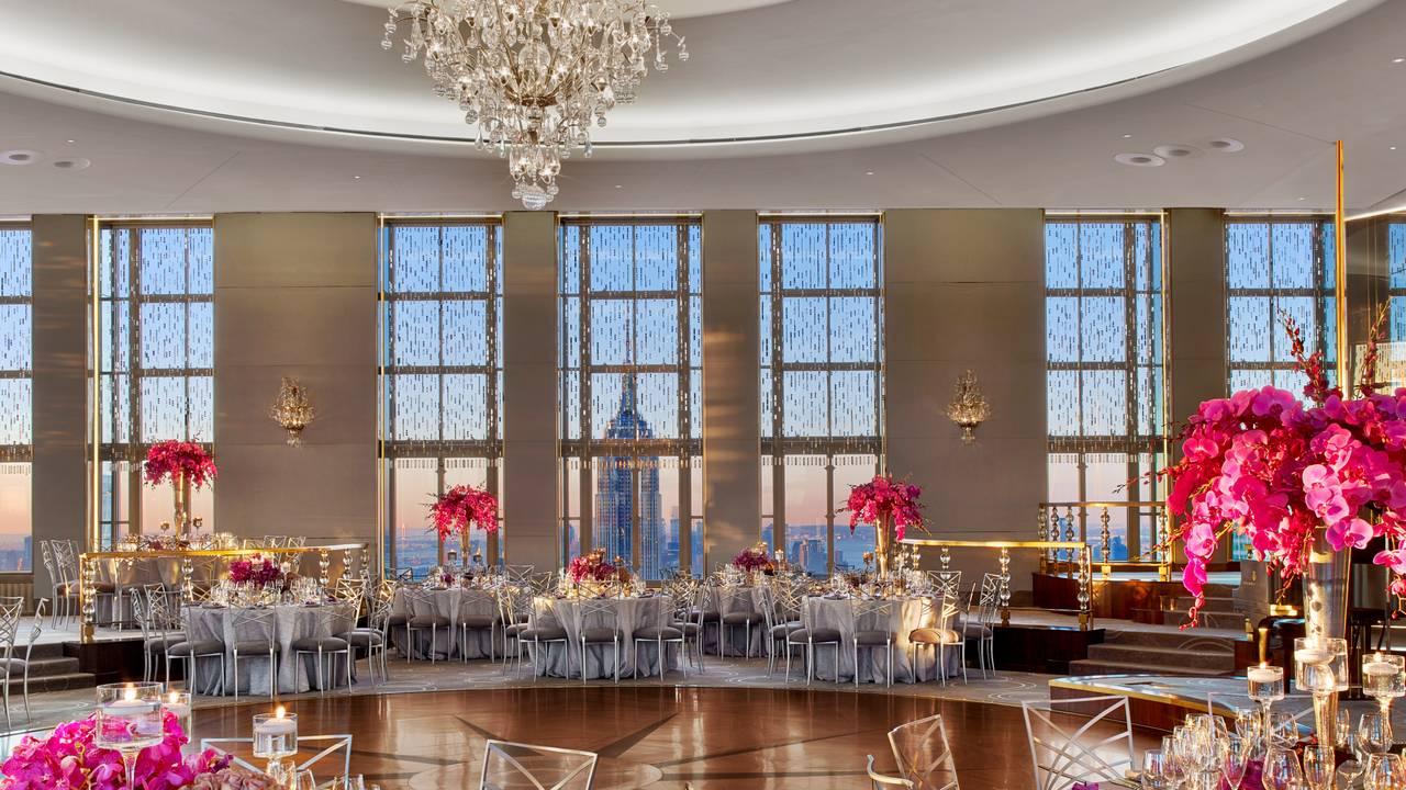 Rainbow Room Restaurant New York Ny