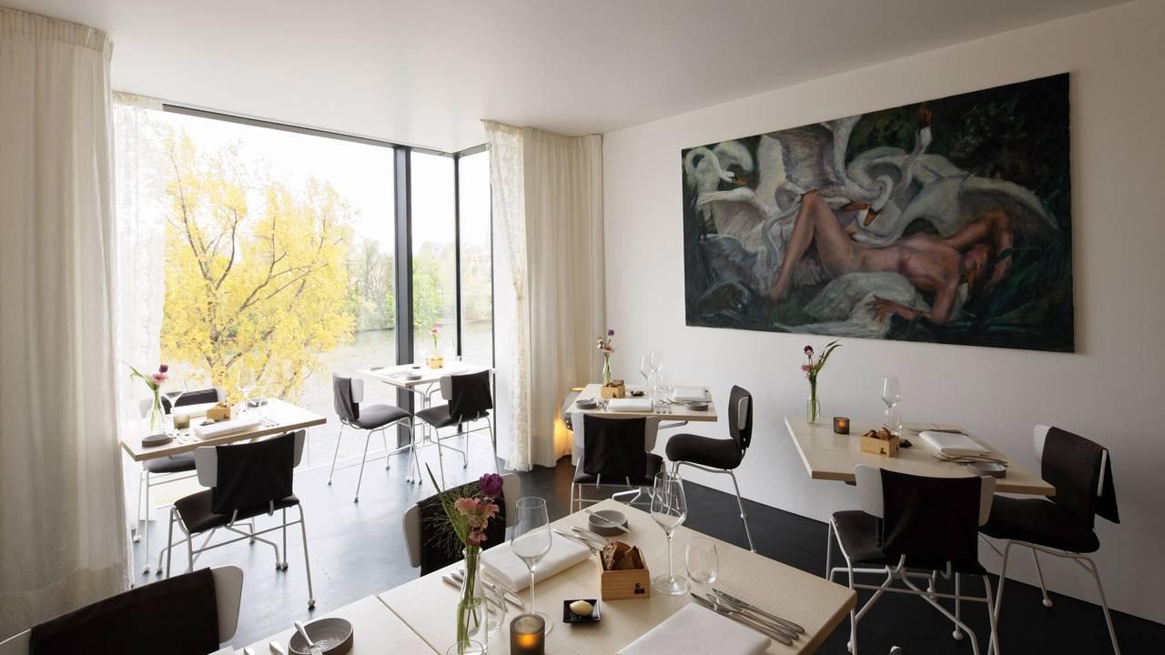 Seven Swans Restaurant - Frankfurt am Main, HE | OpenTable