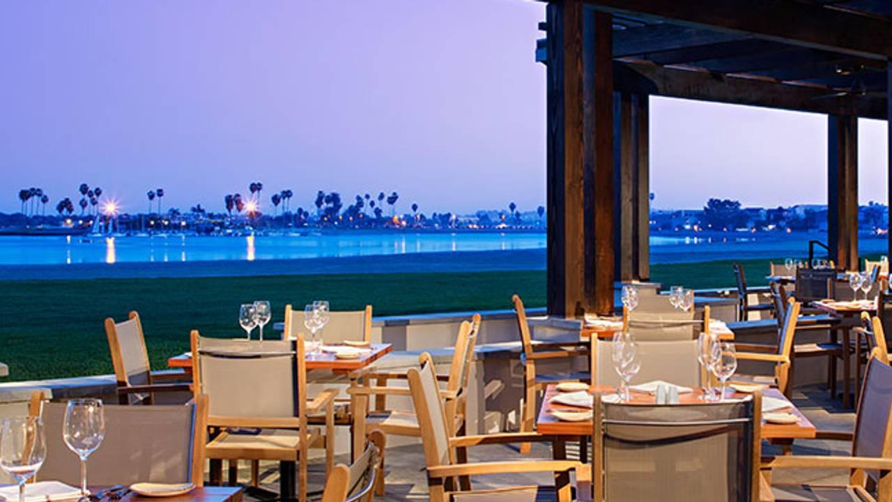 Oceana Coastal Kitchen Restaurant San Diego Ca Opentable