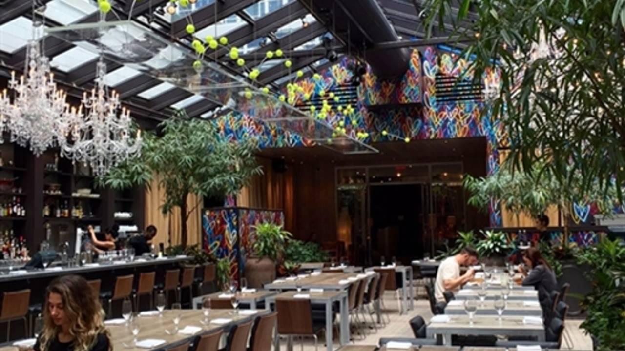 Nomo Kitchen Restaurant New York Ny Opentable