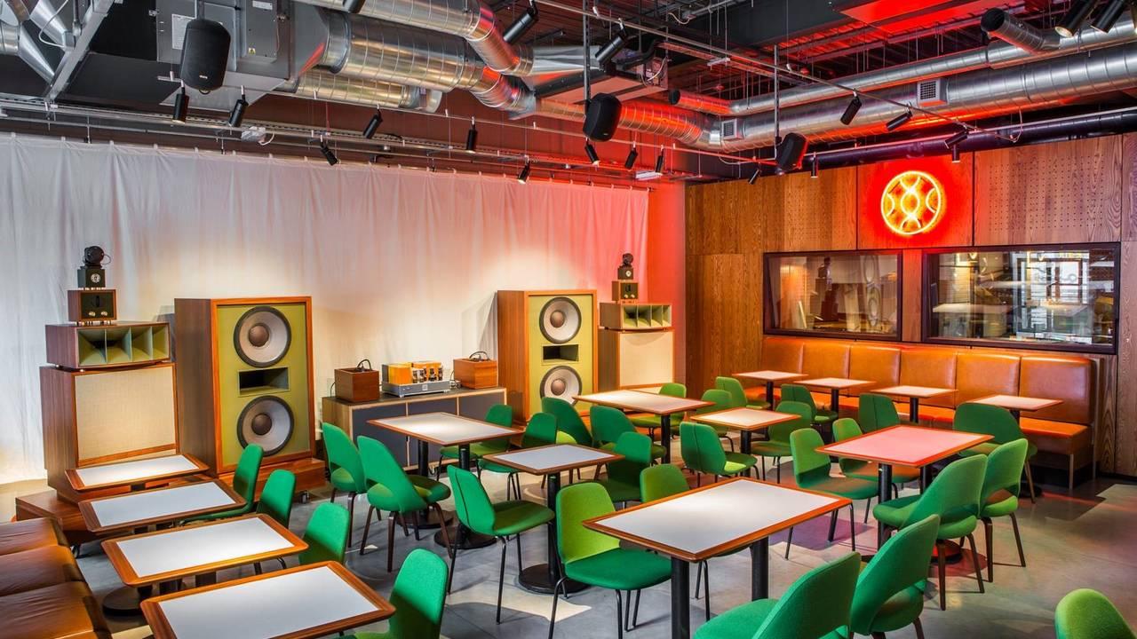 Spiritland King's Cross Restaurant - London | OpenTable