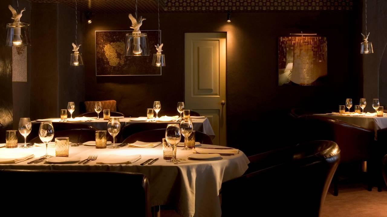 Filet De Peche Déco Pas Cher le club chasse et peche restaurant - montréal, qc | opentable