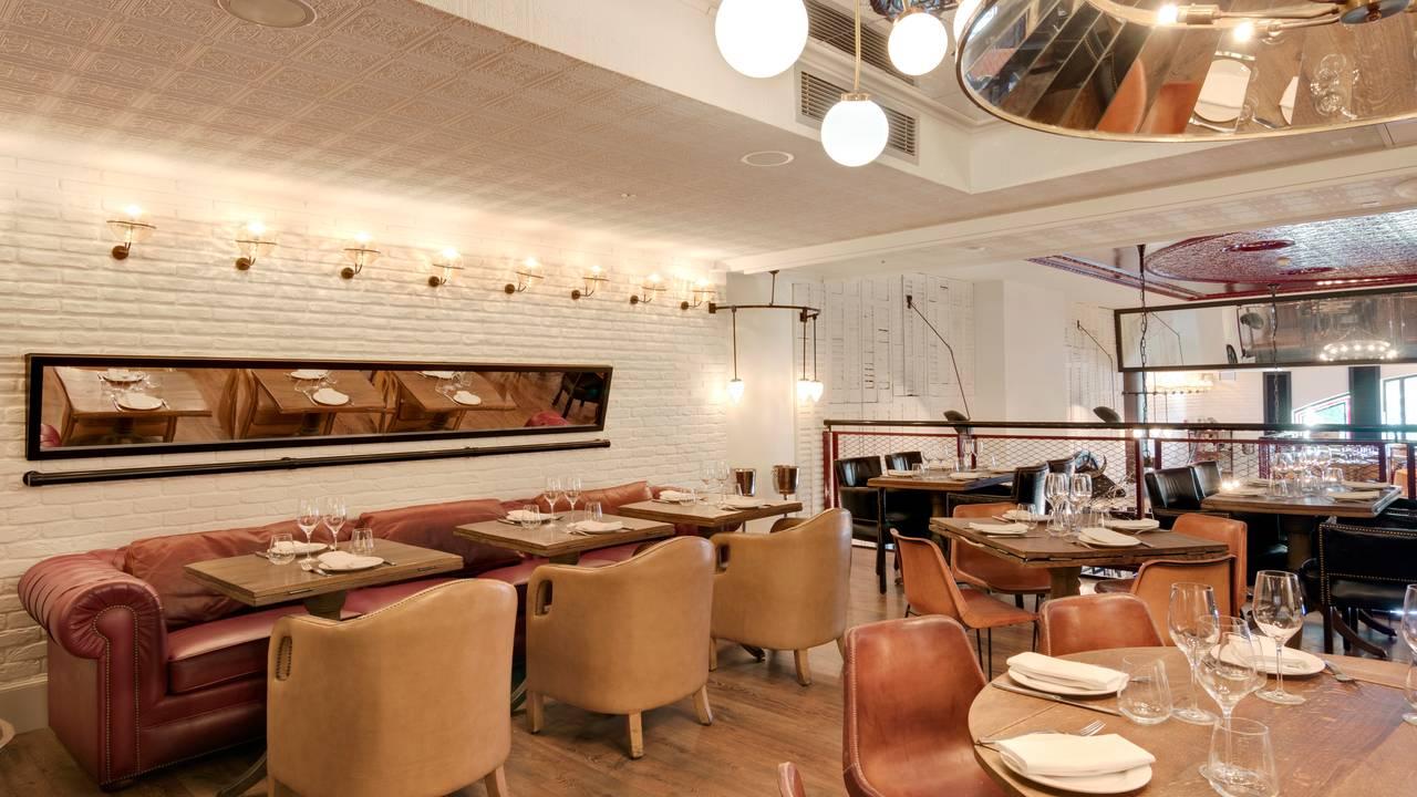 Iberica Canary Wharf Restaurant London Opentable