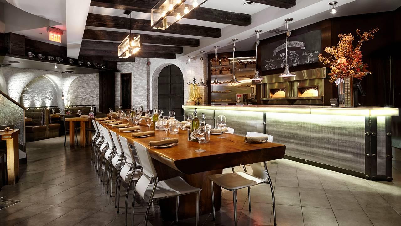 Cibo Wine Bar Yorkville Restaurant Toronto On Opentable