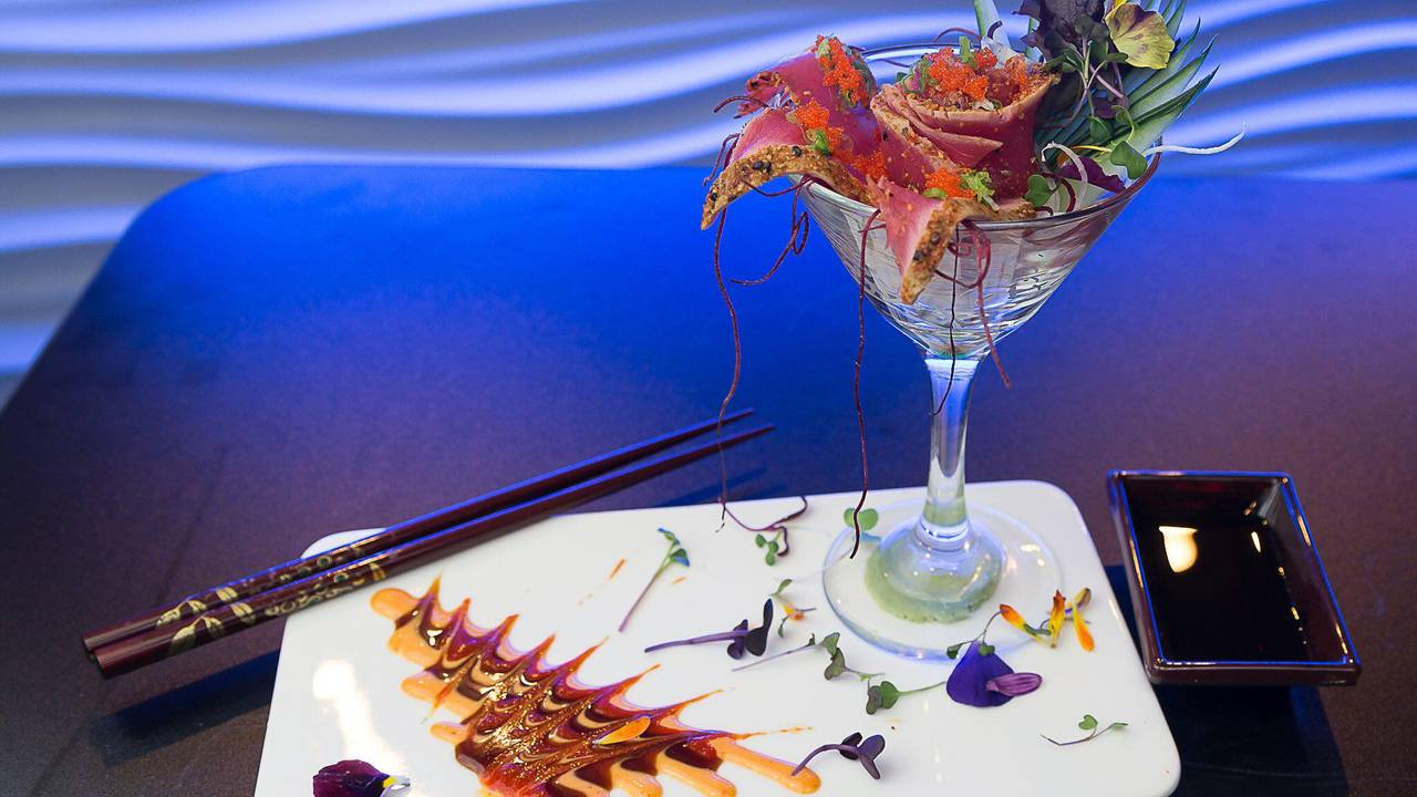 Bloofin Sushi Restaurant - Spring, TX | OpenTable
