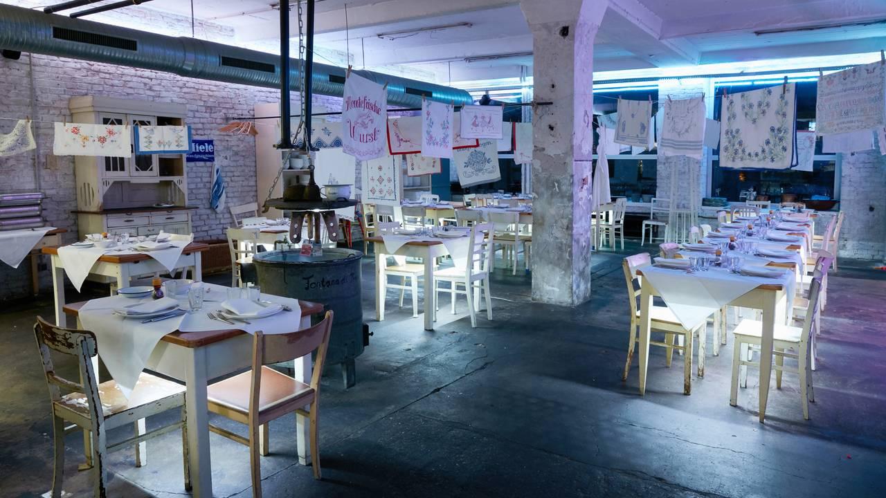 Lavanderia Vecchia Restaurant Berlin Berlin Opentable