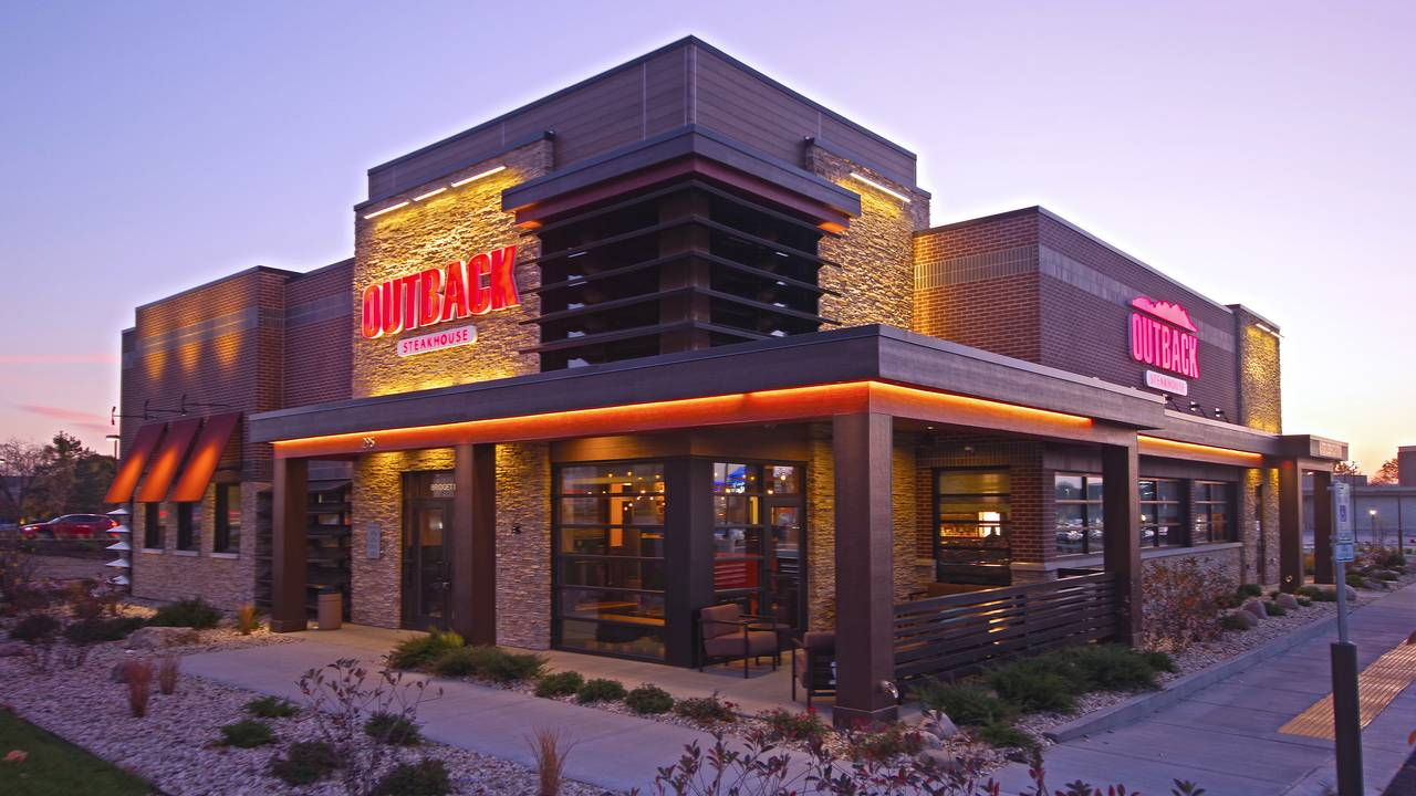 outback steakhouse davie university dr davie fl opentable opentable