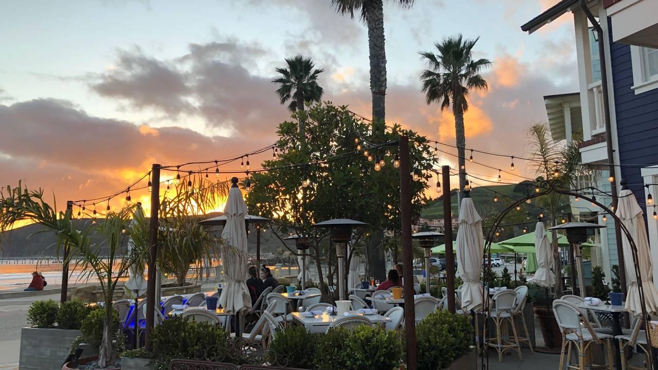 Blue Moon Over Avila Restaurant Avila Beach Ca Opentable