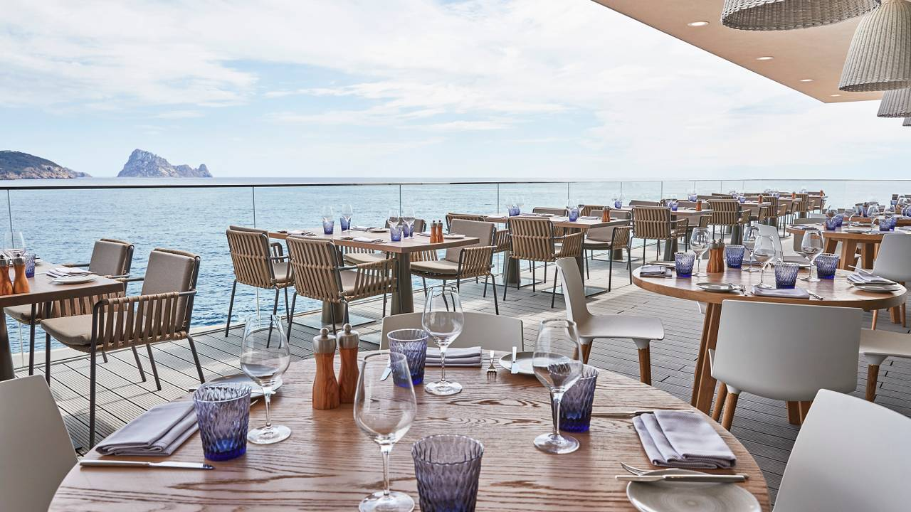 Restaurante The View @ 7 Pines Resort – Sant Josep de sa Talaia, Illes  Balears, Ibiza | OpenTable