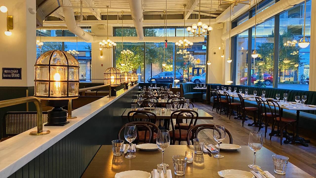 Restaurant Americain Plan De Campagne parc de ville - fairfax, va | opentable
