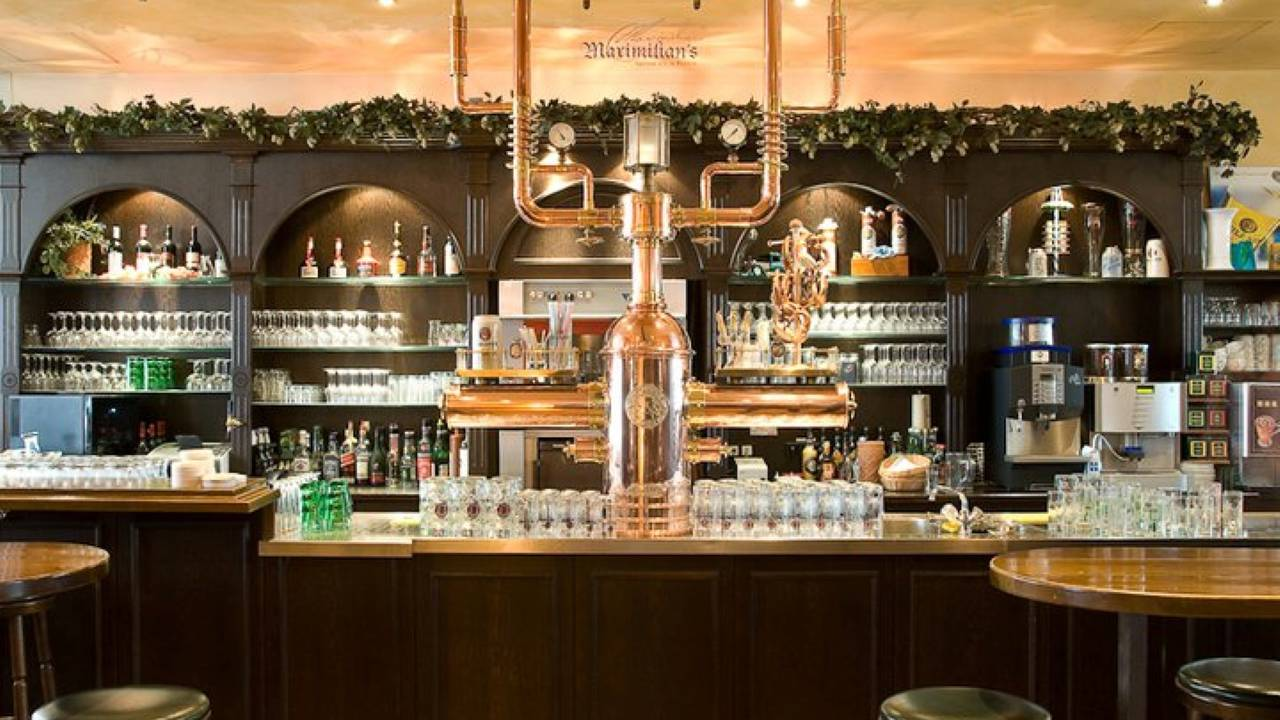 Restaurant Maximilians Berlin - Speisen wie in Bayern - Berlin ...