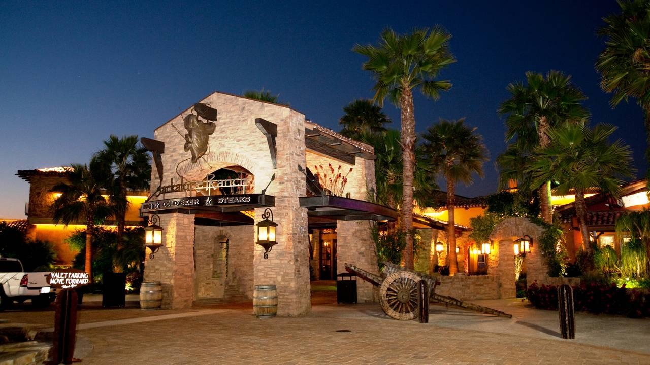 Jackalope Ranch Restaurant Indio Ca Opentable