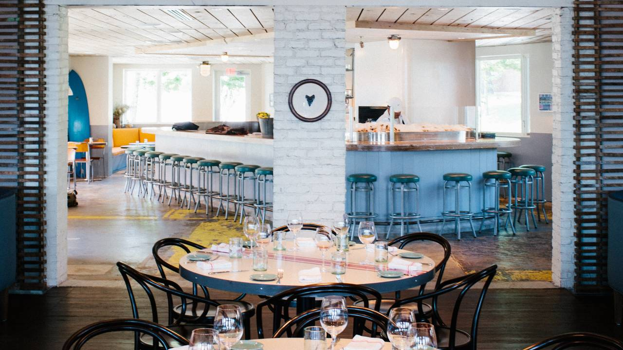 The Optimist Restaurant - Atlanta, GA | OpenTable
