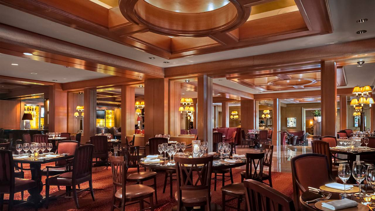 Bristol Restaurant And Bar Four Seasons Hotel Boston