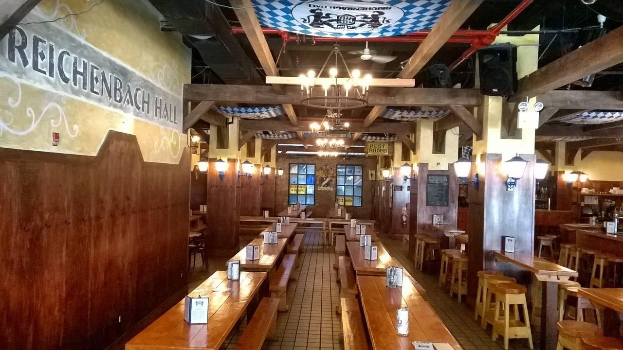 Reichenbach Hall Restaurant - New York, NY | OpenTable