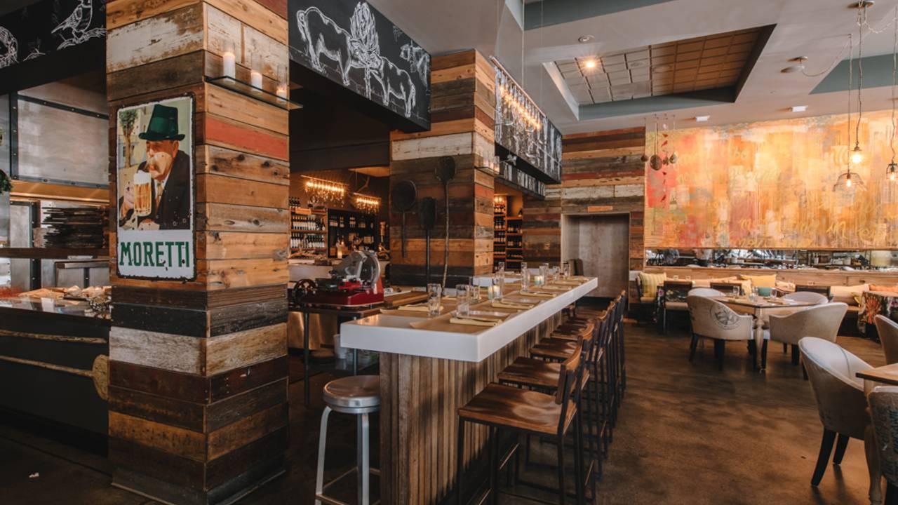 Cucina Urbana Restaurant San Diego Ca Opentable
