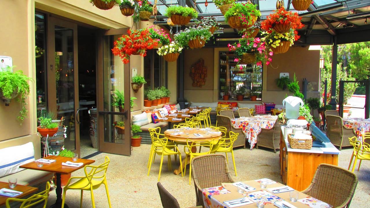 CUCINA enoteca - Newport Beach Restaurant - Newport Beach, CA ...