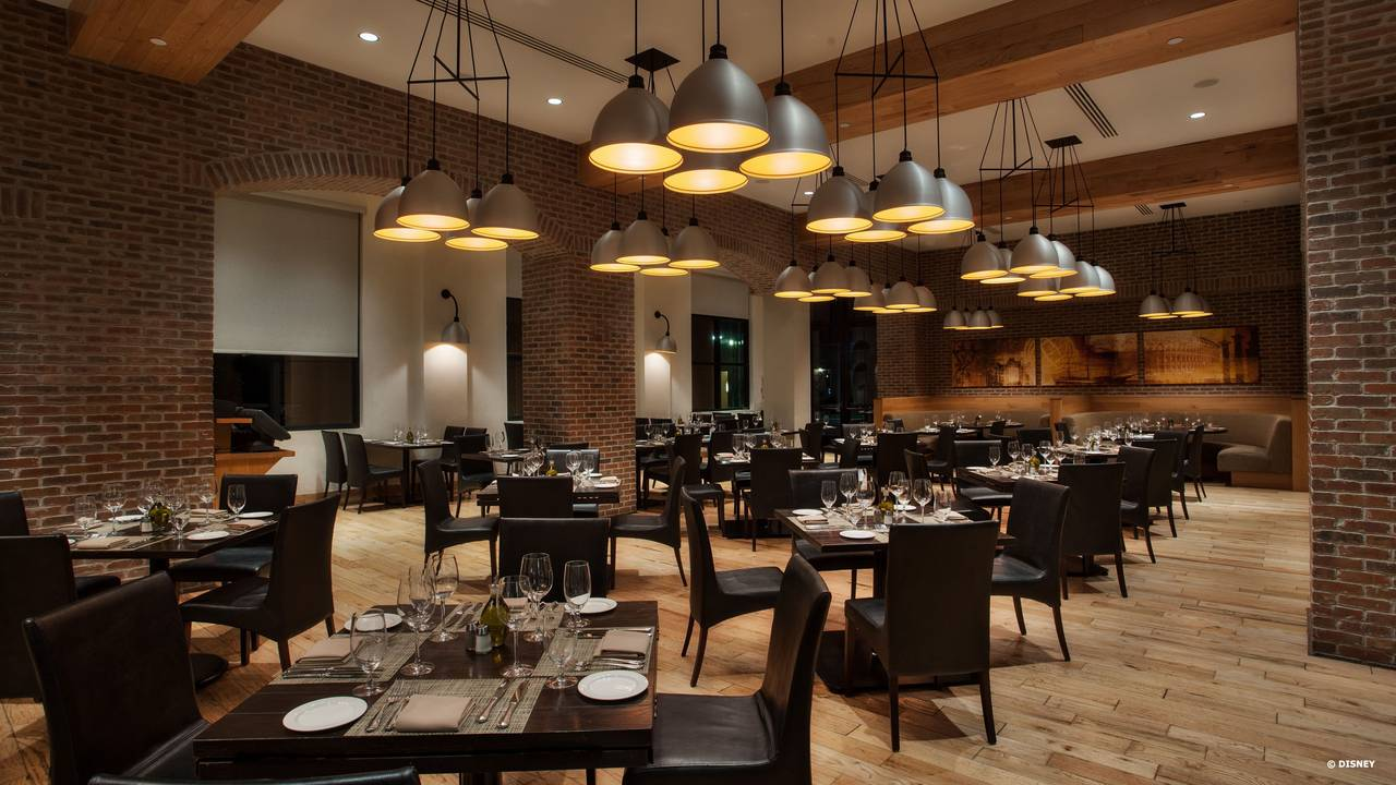 Il Mulino New York Trattoria at the Walt Disney World Swan Resort ...