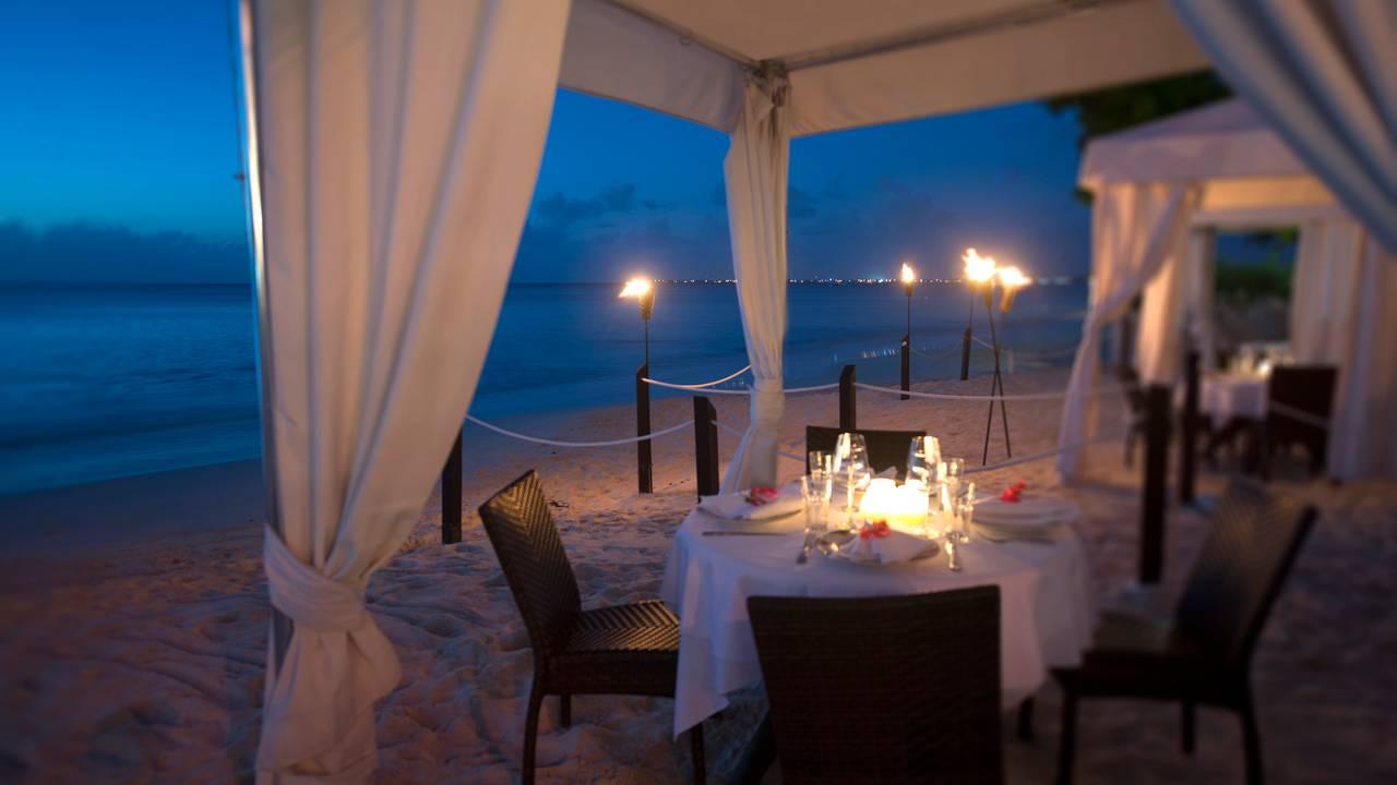 Ristorante Prima Restaurant Seven Mile Beach Grand Cayman
