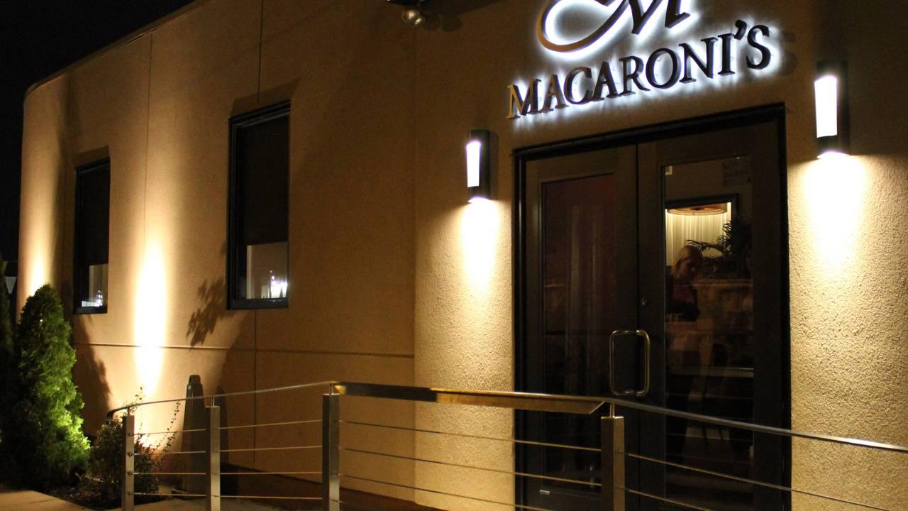 Macaroni S Restaurant
