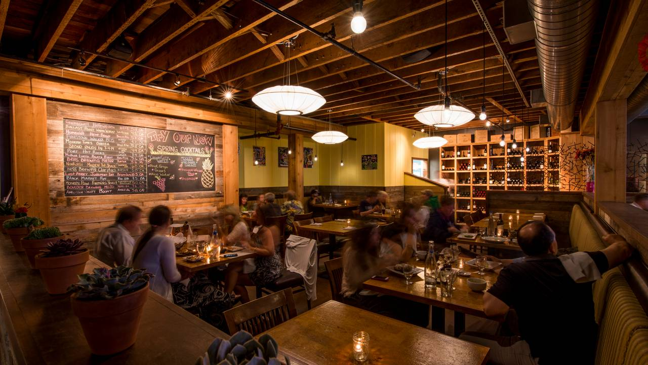 Leroy S Kitchen Lounge