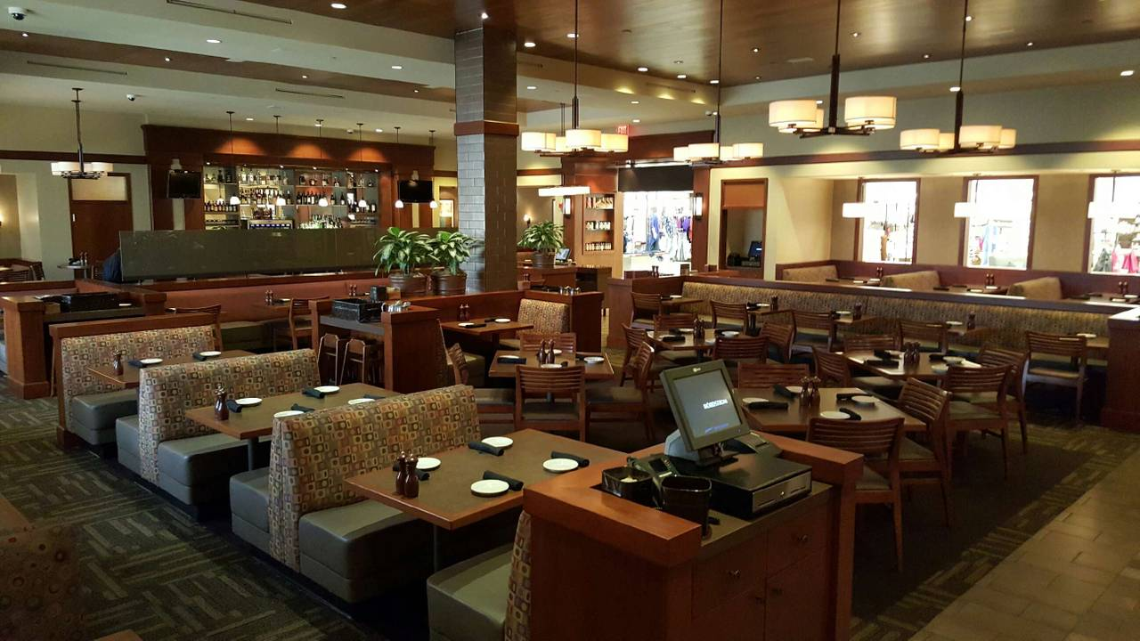 Bazille - Nordstrom Town Center at Boca Raton Restaurant - Boca ...