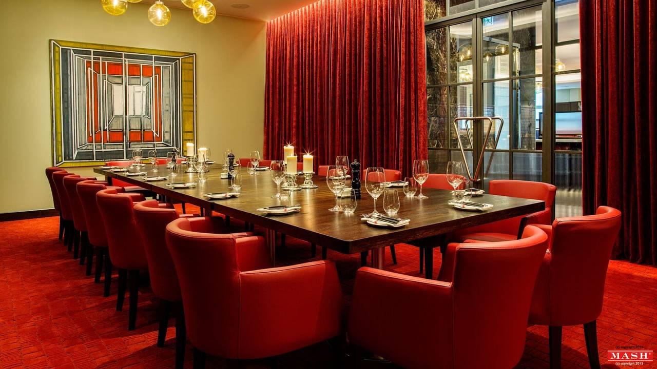 MASH Hamburg Restaurant - Hamburg, HH   OpenTable