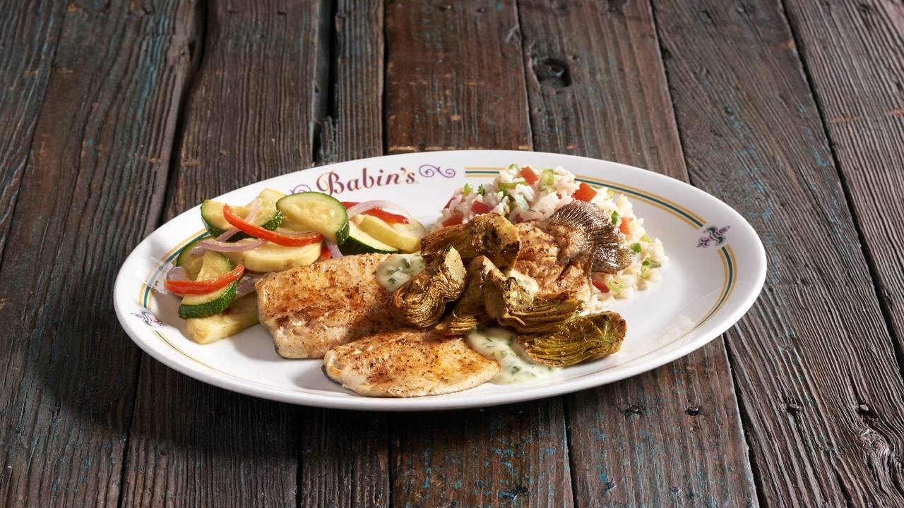 Babin S Seafood House Katy