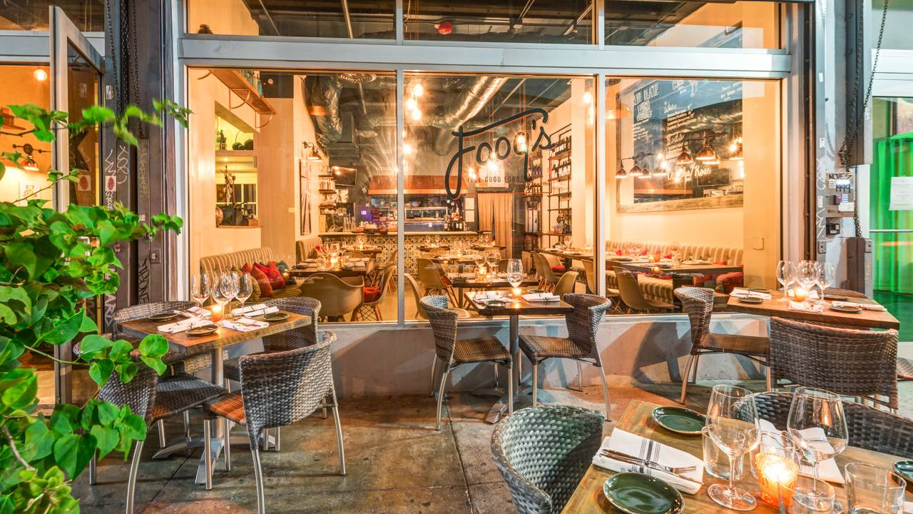 10 Restaurants Near Hilton Miami Downtown | OpenTable
