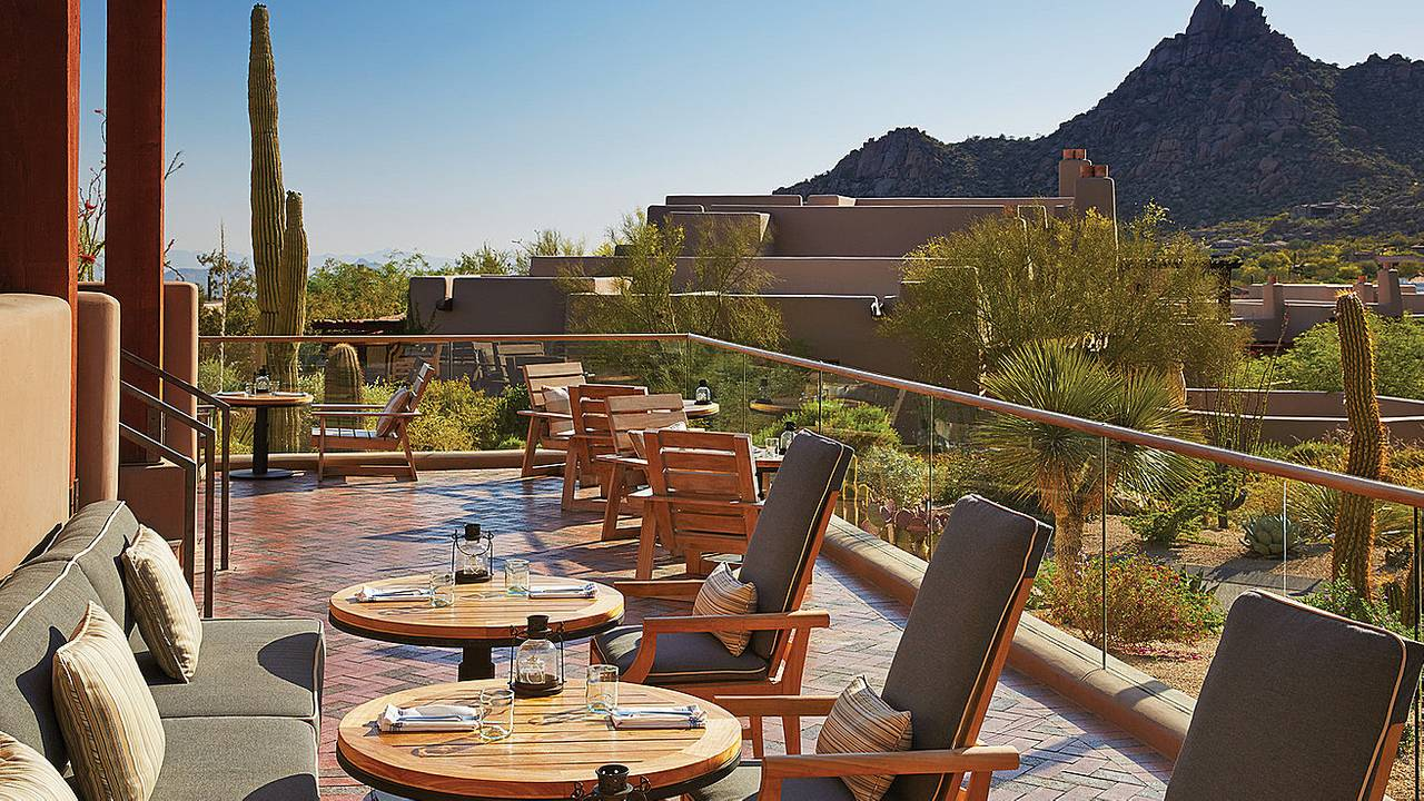 22 Restaurants Near Four Seasons Resorts Scottsdale At Troon North