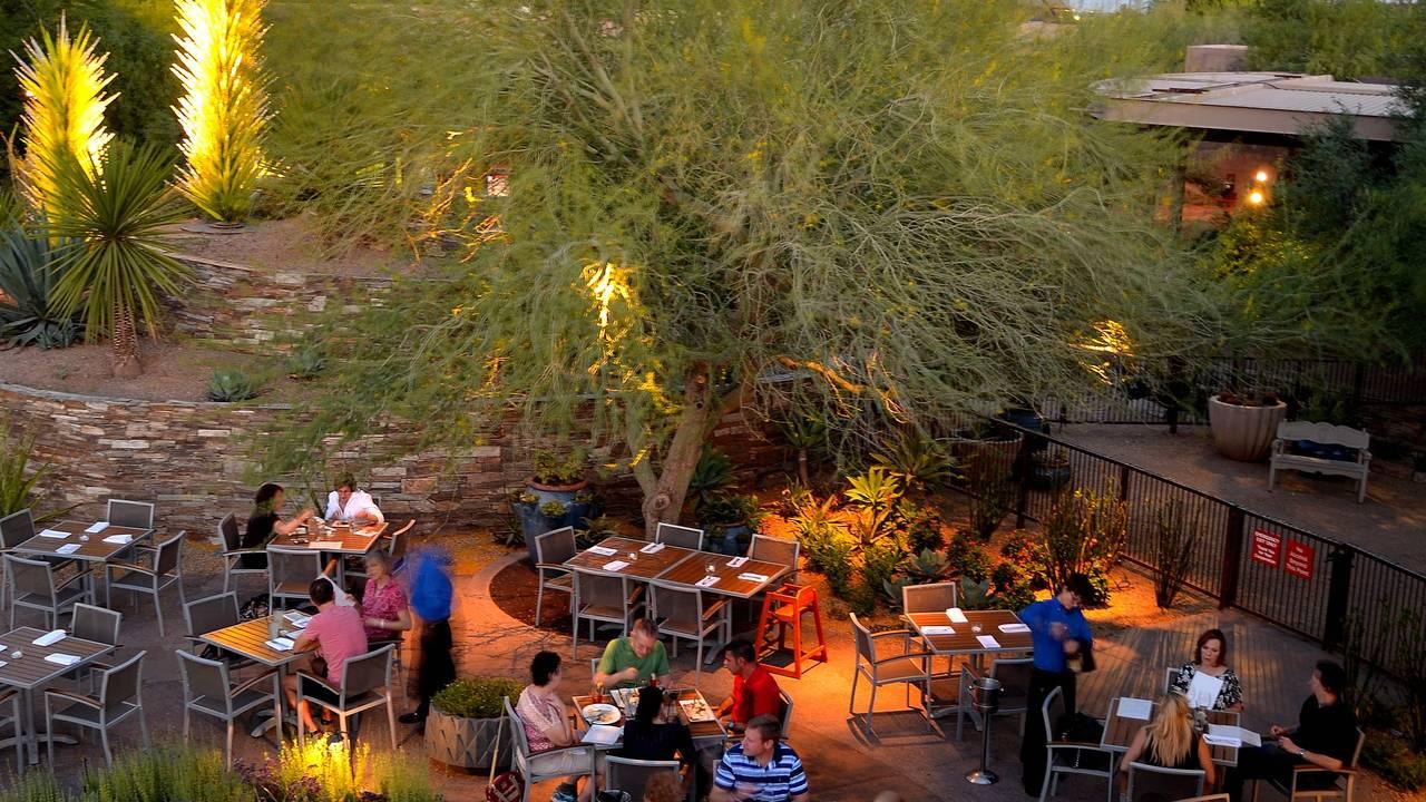Gertrude\'s - Phoenix Restaurant - Phoenix, AZ | OpenTable