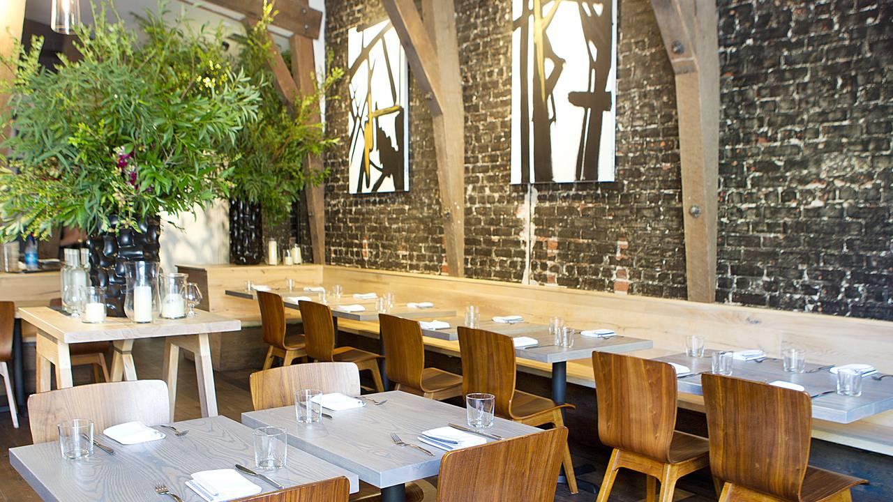 Trestle Restaurant - San Francisco, CA | OpenTable